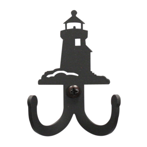Lighthouse Double Wall Hook