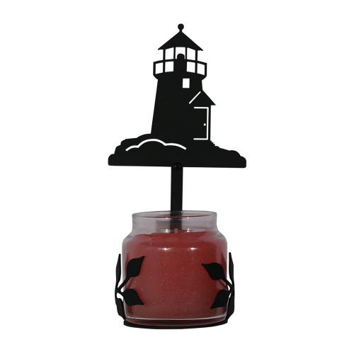 Lighthouse Large Jar Sconce