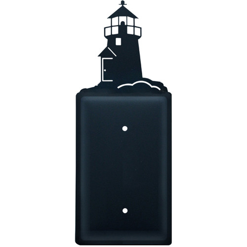Lighthouse Single Electrical Cover