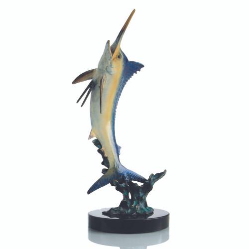 Majestic Marlin Statue