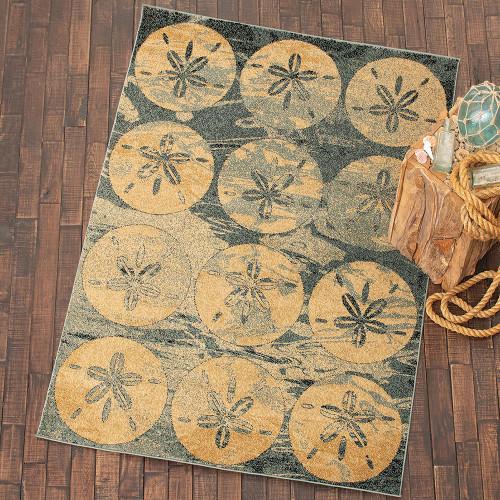 Sand Dollar Shores Rug Collection