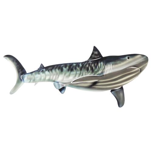 Medium Tiger Shark Wall Art