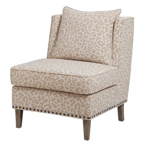 Mercer Park Accent Chair - Cheetah
