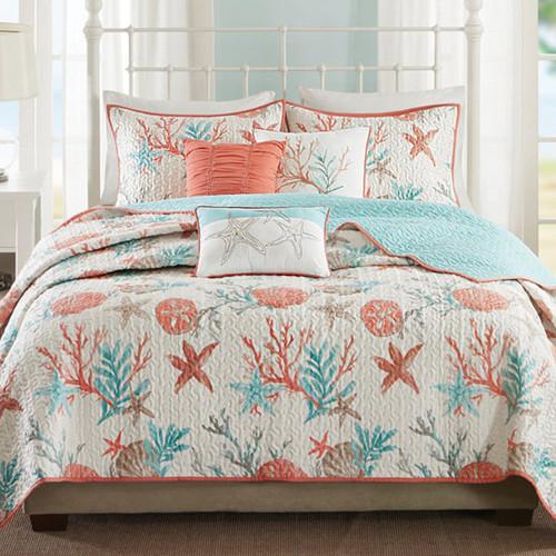 Seashell Bay Bedding Collection