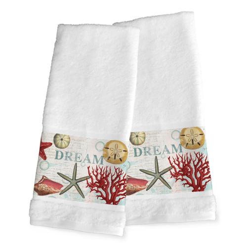 Nautique Dream Hand Towels - Set of 2
