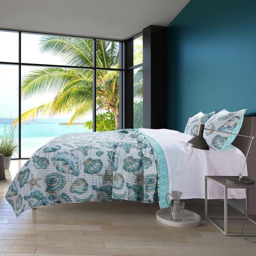 Seaside Memories Quilt Bedding Collection