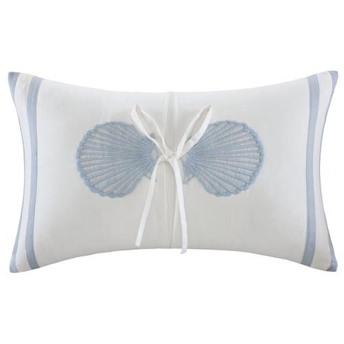 Newbury Fan Shell Pillow