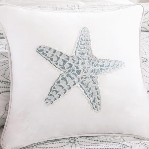 Ocean Breeze Starfish Pillow