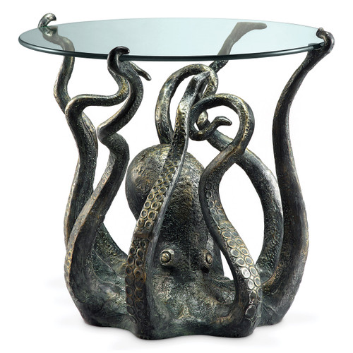 Octopus End Table - OUT OF STOCK UNTIL 11/23/2021
