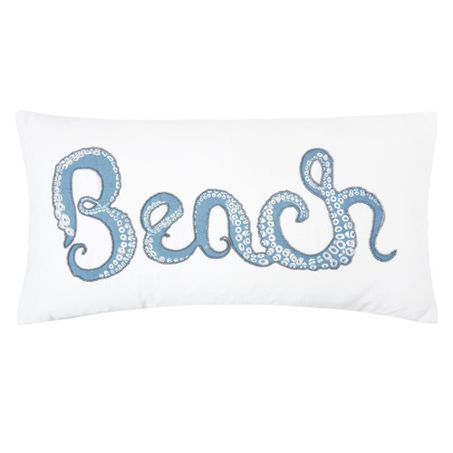 Octopus Beach Pillow - OUT OF STOCK