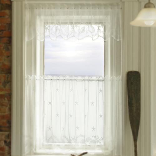 Tidepool Lace Window Treatments