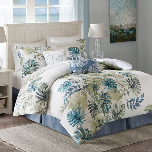 Paradise Lagoon 6 Piece Comforter Set - Full - OVERSTOCK