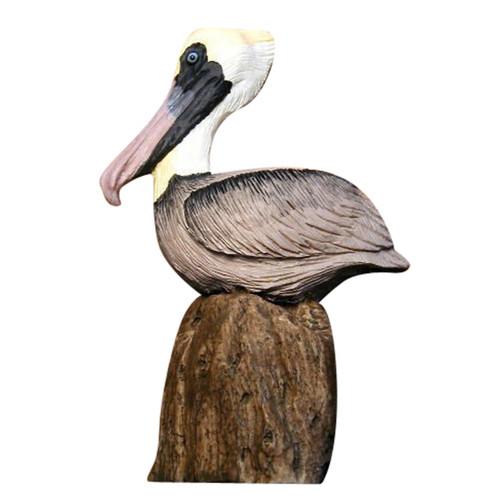 Pelican Pier Table Statue
