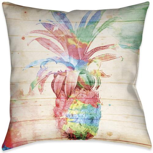 Pineapple Dream Outdoor Pillow