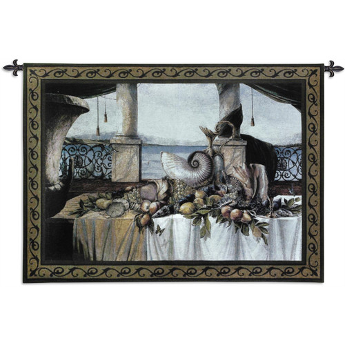 Promessa d'Estate Large Wall Tapestry