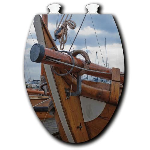 Boat Bow Toilet Seats