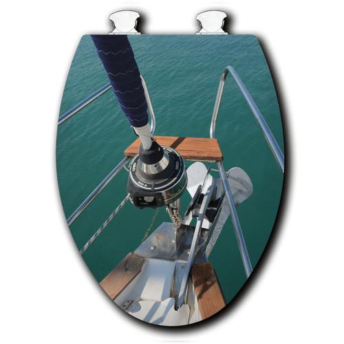 Bow at Sea Toilet Seats