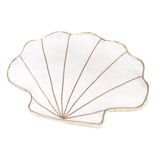 Scallop Shell Shaped Pillow - OUT OF STOCK
