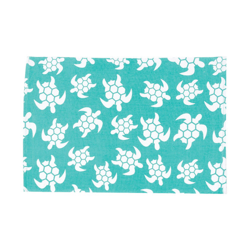 Cayman Turtle Table Linens