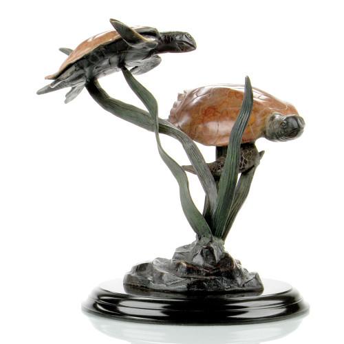 Sea Grass Tango Statue
