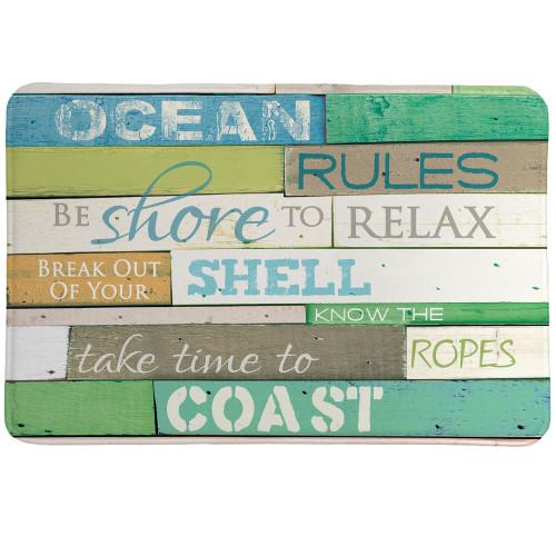 Sea Rules Memory Foam Mat