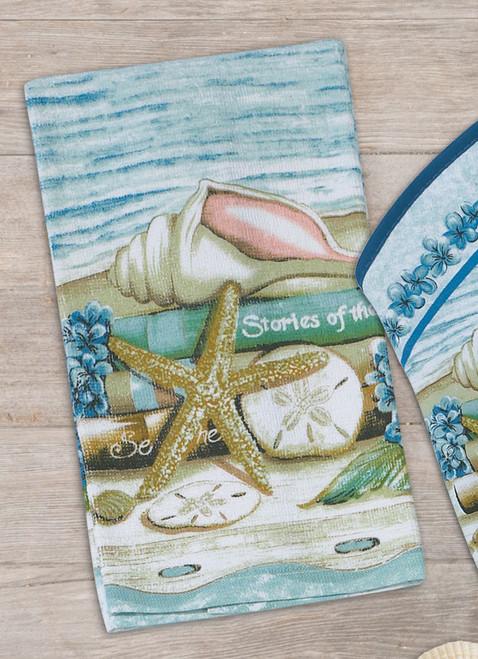 Sea Tales Kitchen Towel