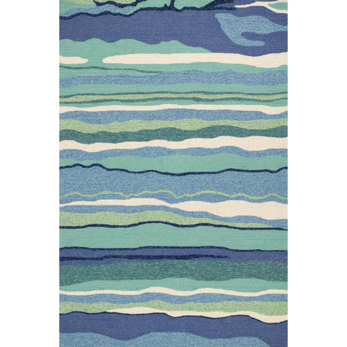 Rippling Waves Indoor/Outdoor Rug Collection