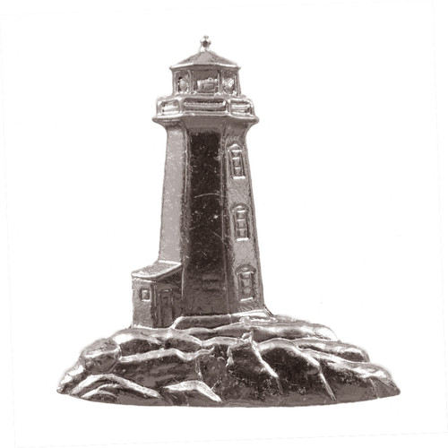 Stand Alone Lighthouse Cabinet Knob