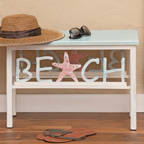Star Beach Bench