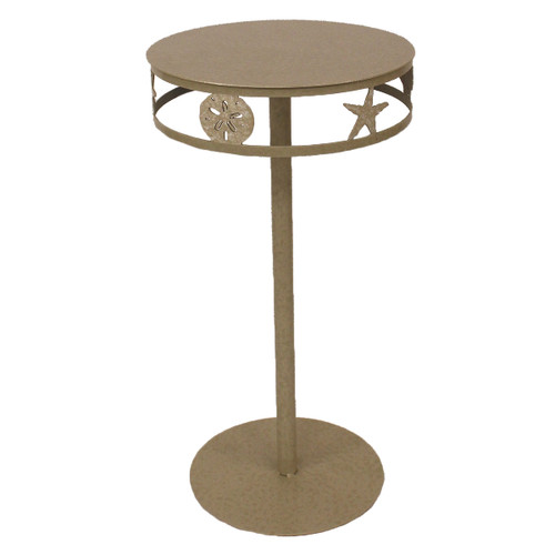 Starfish and Sand Dollar Drink Table