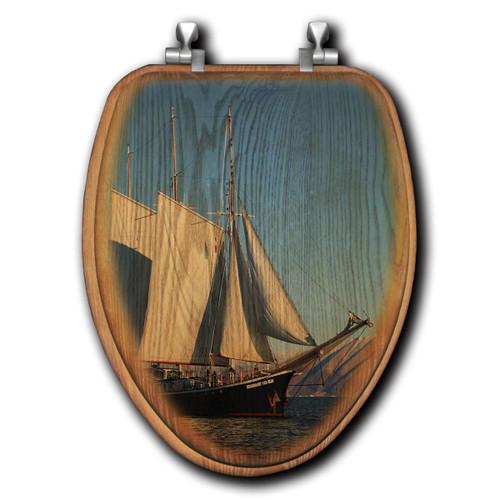 Sailing Vessel Toilet Seats