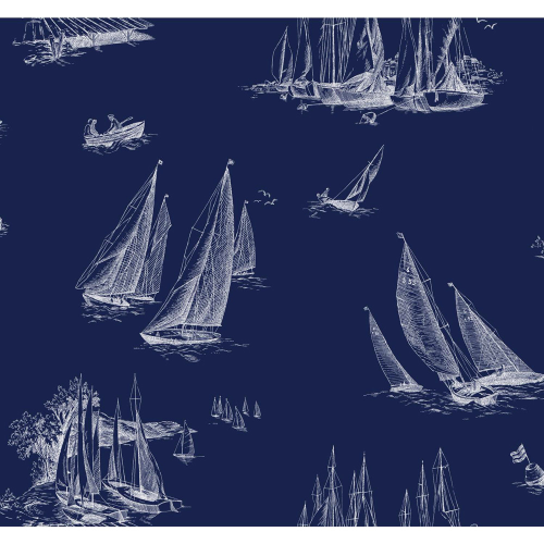 Coastal Wallpapers and Borders