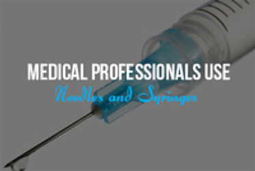 The Components Of Needles And Syringes