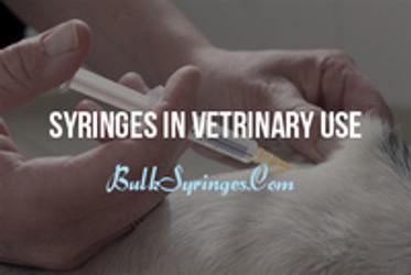 Syringes In Vetrinary Use