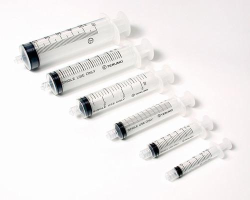 3 CC Syringe - Luer Lock