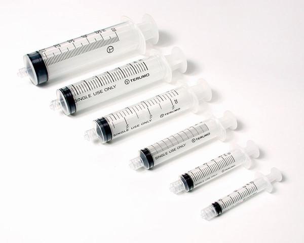 30 CC Syringe - Luer Lock
