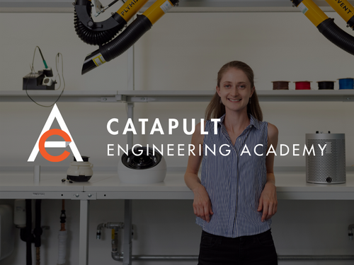 Catapult Engineering Online Course Student