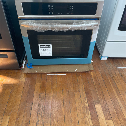 Frigidaire Stainless Steel 30'' Single Electric Wall Oven - NE4