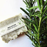 Mississippi Miracle Clay MINERAL CASTILE SOAP ROSEMARY, MINT AND KUDZU, 5oz