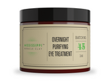 Mississippi Miracle Clay Overnight Purifying Eye Treatment, 1oz is the best eye product to help get rid of puffy eyes, under eye bags, dark under eye circles, and crows feet.