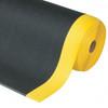 StandaTex Anti-Fatigue Matting 91cm x 18.3m Roll_Black/Yellow