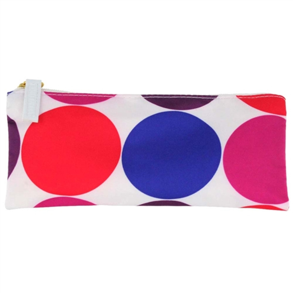 "Estee Lauder ""Lisa Perry"" Cosmetic Bag - Circles Mini"