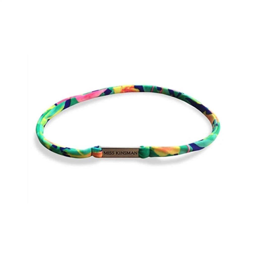 Kinsman Kini Bands Siren Headband - Creamsicle Print