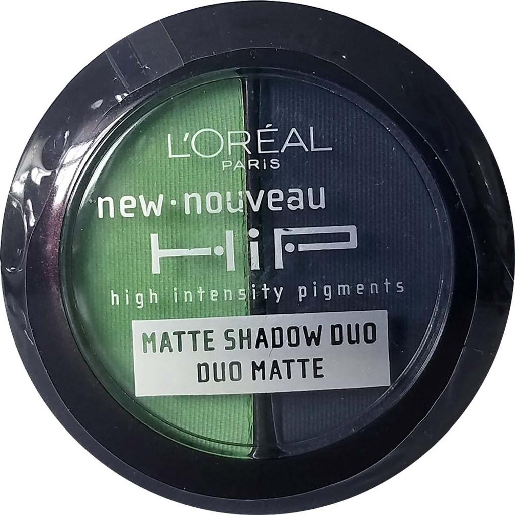 Loreal HIP Matte Shadow Duo - Perky 307
