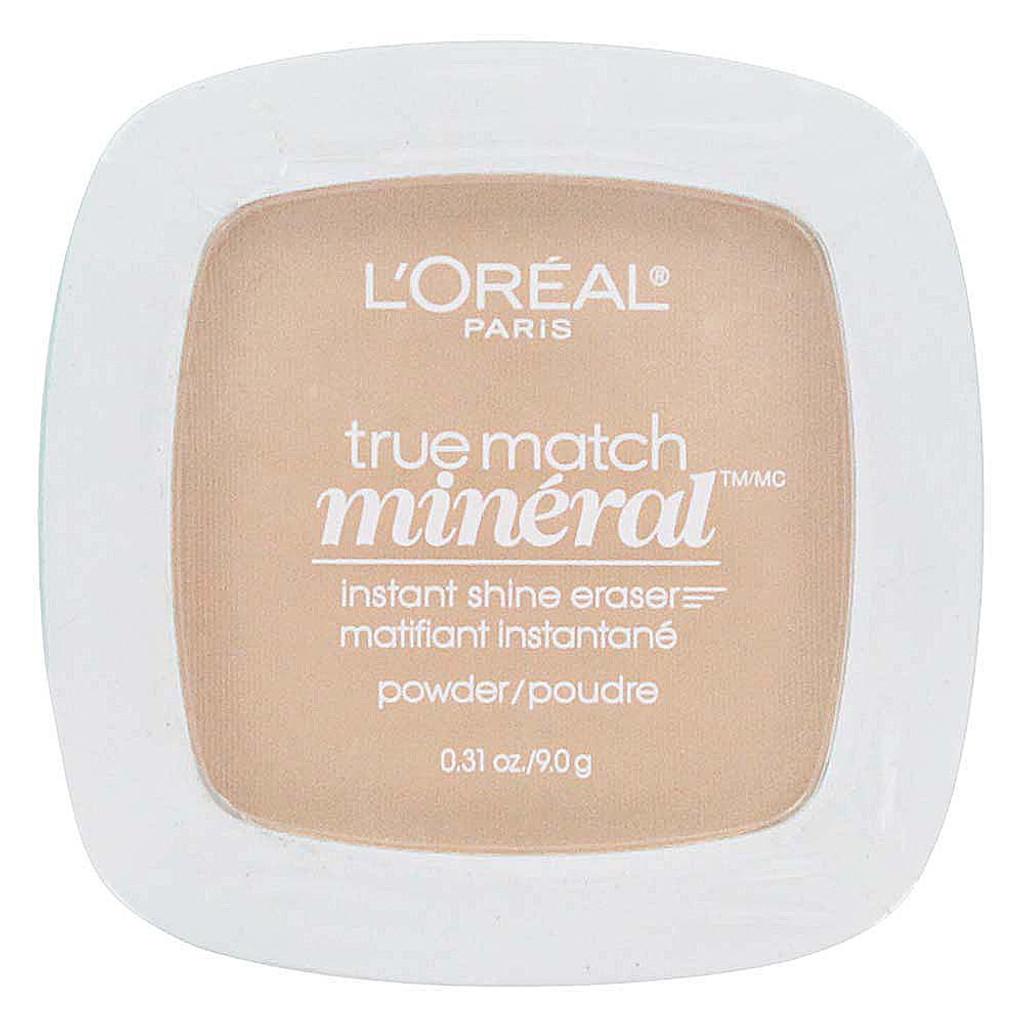 Loreal True Match Mineral Powder - Nude Beige 406