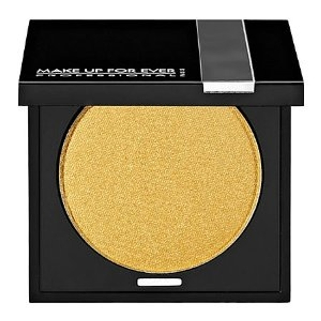 Make Up For Ever Diamond Shadow - Yellow Gold 10