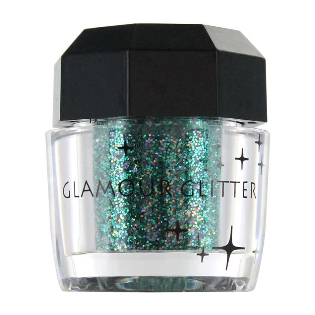 Beauty Treats Glamour Glitter - Teal 02