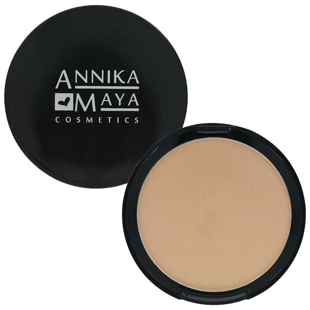 Annika Maya Mineral Powder Foundation - Sand