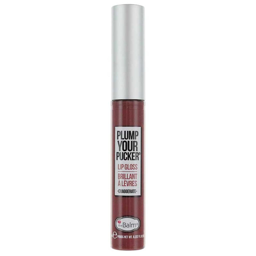 theBalm Plump Your Pucker Lip Gloss - Exaggerate