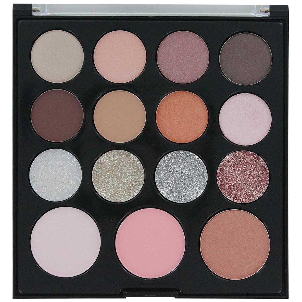 Beauty Treats Modern Glitz Day To Night Palette